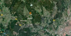 Mapa de Villestro