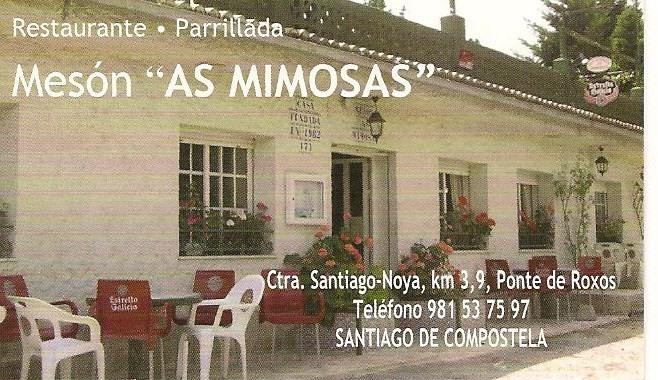 Restaurantes As Mimosas