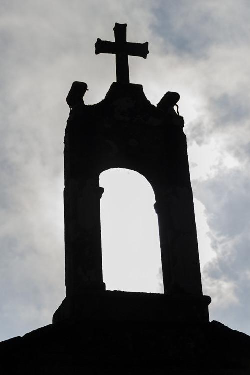Cruz de la capilla del Carmen